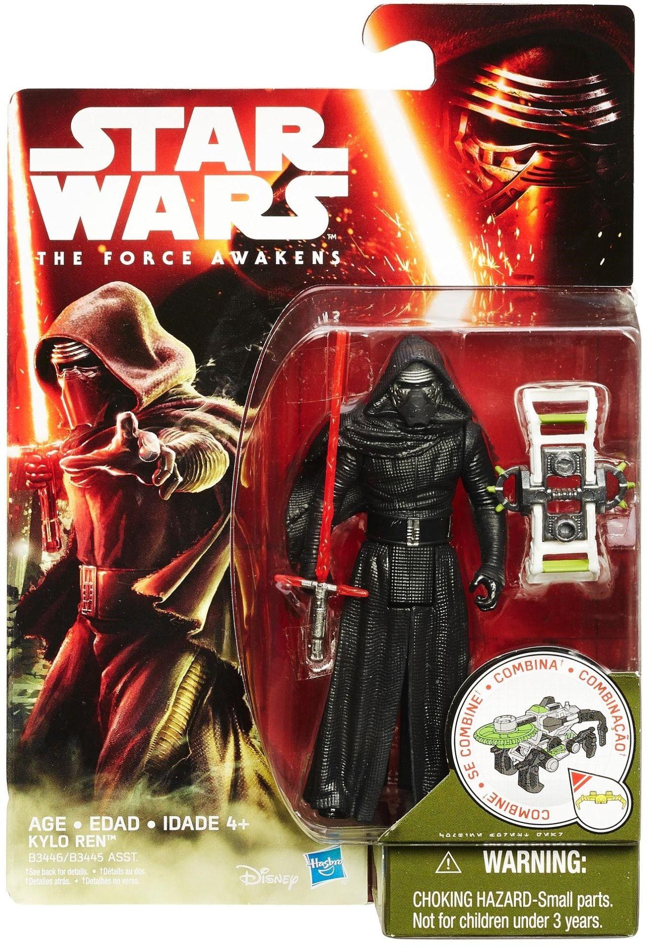 Star Wars Force Awakens Goss Toowers 3.75 Inch Action Figure