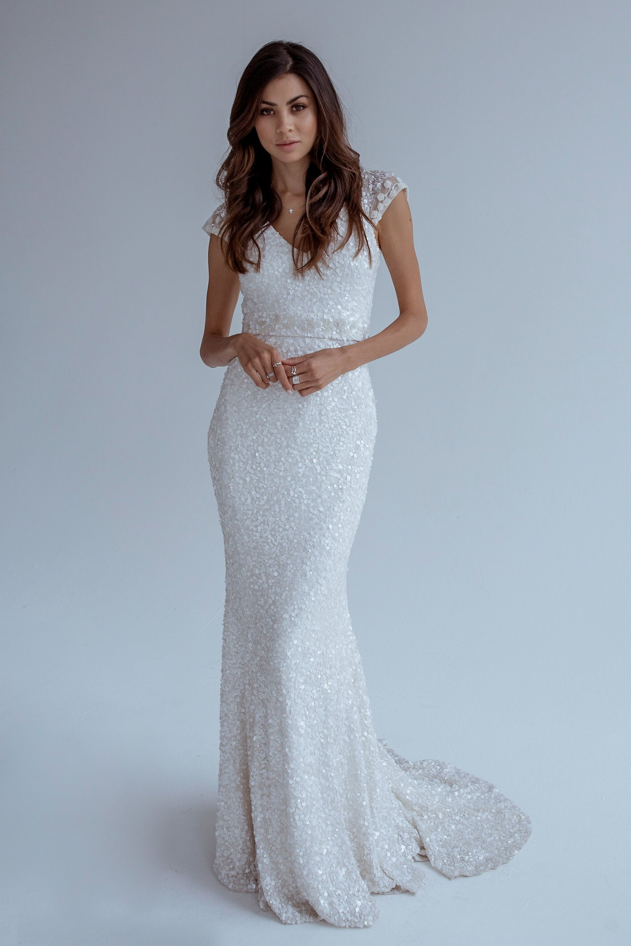 KAREN WILLIS HOMES // ONE & ONLY BRIDAL // The \'Caitlyn\' is a ...