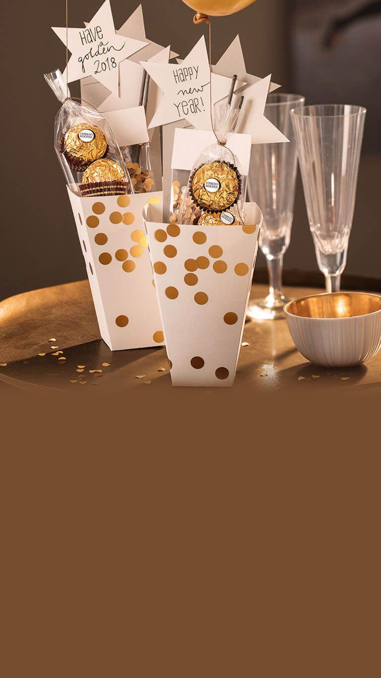 Kreativ mit Ferrero