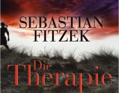 Buch Des Tages Die Therapie Von Sebastian Fitzek Bucher Bucher Lesen Bucher Romane