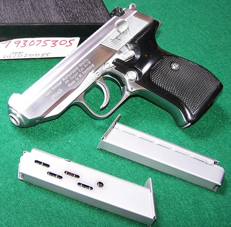 Pin by RAE Industries on Walther | Walther pp, Hand guns, Guns