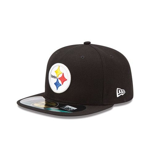 Pittsburgh  Steelers 2012 New Era® 59FIFTY® Sideline Hat. Click to order! -   34.99 f2ee86a525c