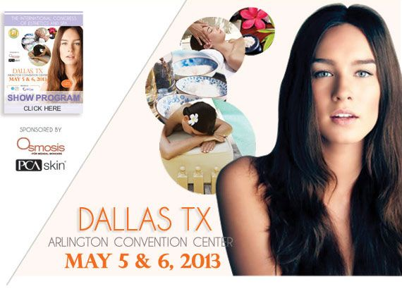 Join Circadia By Dr Pugliese In Dallas Tx We Will Be Exhibiting At The The International Congress Of Esthetics And Spa Tra Skin Science Esthetics Trade Show