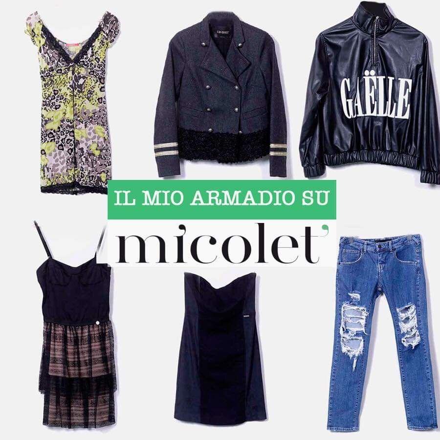 Il mio armadio online con Micolet Stile di moda