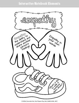 Empathy Activity: Empathy Classroom Guidance Lesson for