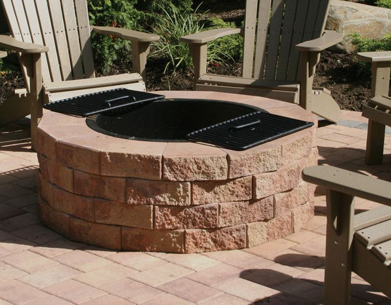 Outdoor fire and Building products