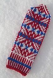 Samiske Votter pattern by Fru Soleng