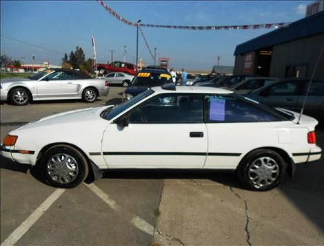 Used 1986 Toyota Celica Sports Coupe For Sale In Washington Cheap Cars For Sale Toyota Celica Used Toyota