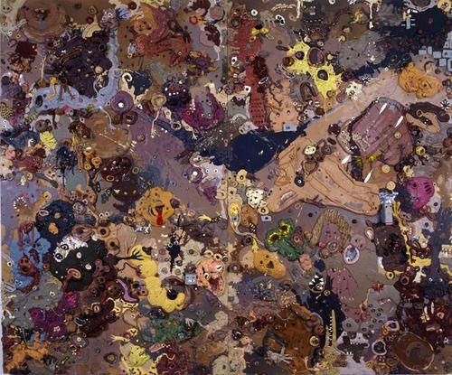 "rebelclouds: "" "" mentaltimetraveller: "" Gelitin, Untitled, 2006 "" gallery-of-art, tumblr.com "" """
