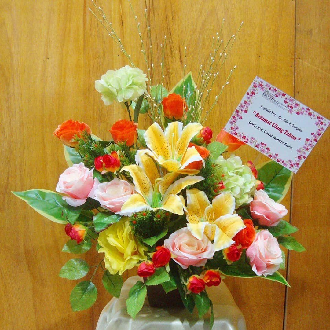 Gambar Bunga Ucapan Selamat Ulang Tahun