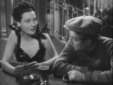 Arletty & Jean Gabin, Le Jour se lève, 1939 (costume by Boris Bilinsky)