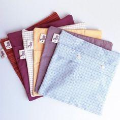 DIY : Recyclage des chemises (2) #tutorielsdecouture