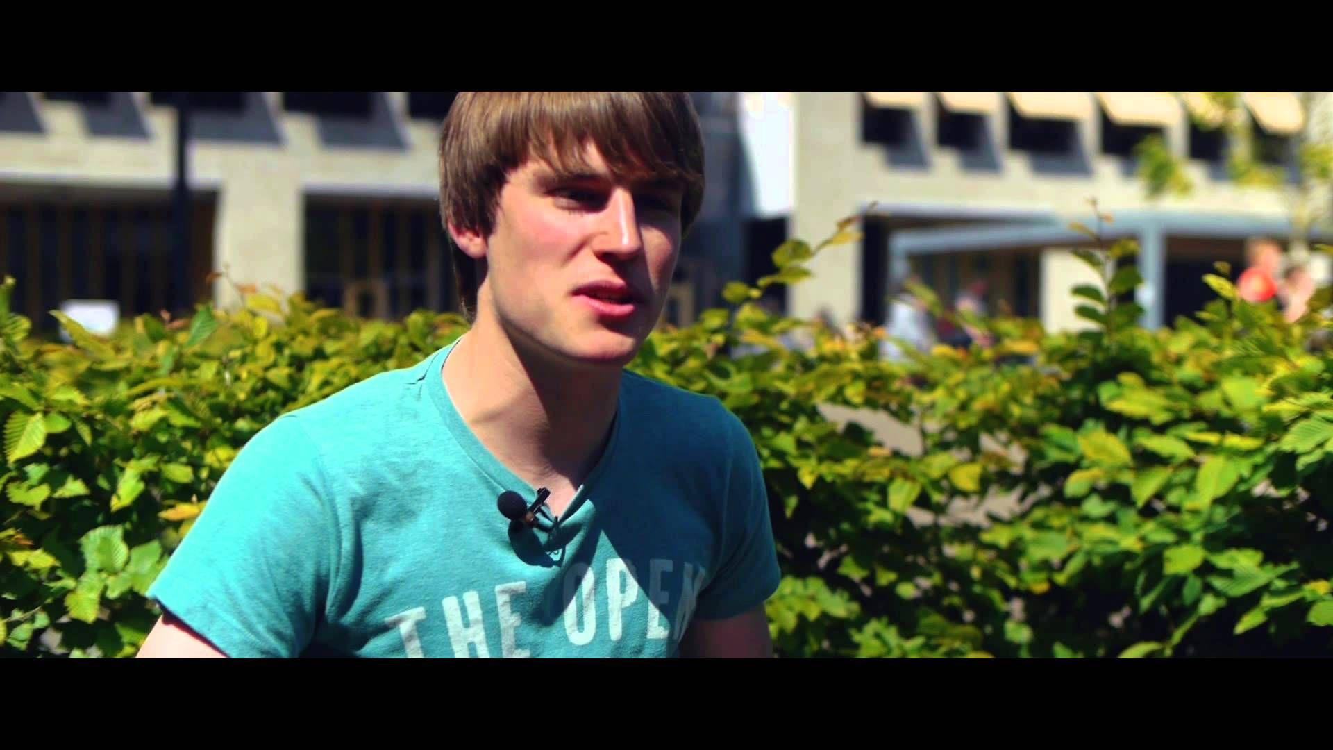 Int. Game Architecture and Design studieren an der NHTV Breda