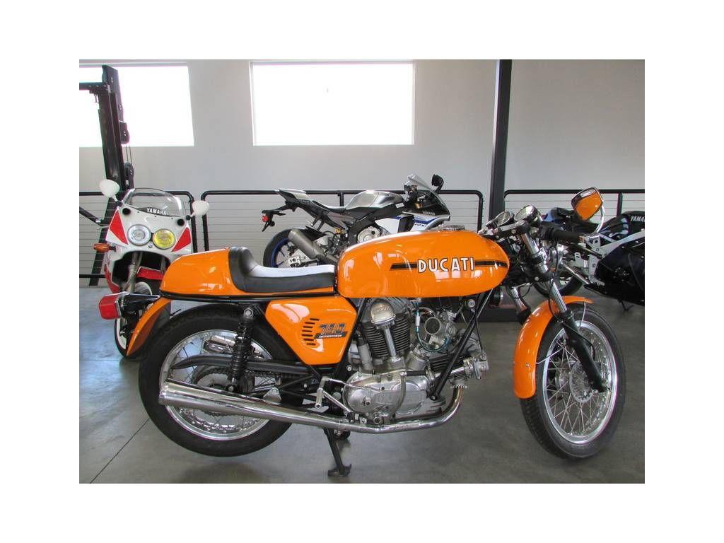 1974 Ducati 750 Sport, Loveland CO