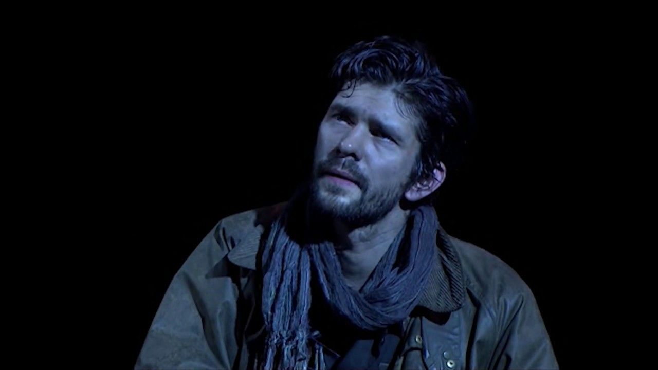Cassius confronts Brutus - Julius Caesar - Ben Whishaw, Michelle Fairely