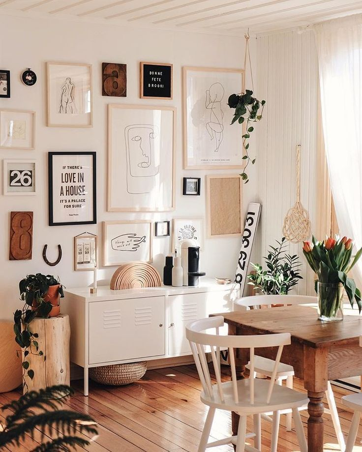 Photo of Brook & Peony // Wall decorations in 2020 | Home decor, Home decor inspiration, Home,  #Brook…