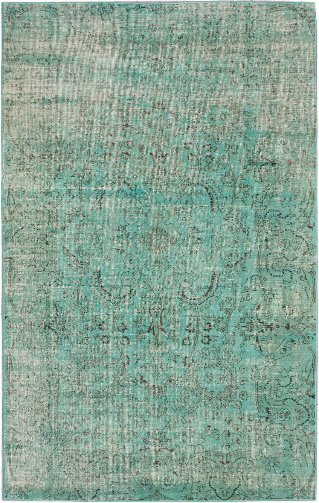 Design Overdyed Rugs 52 x 83 turquoise blue green turkish overdyed rug snug as a from indigo and lavender