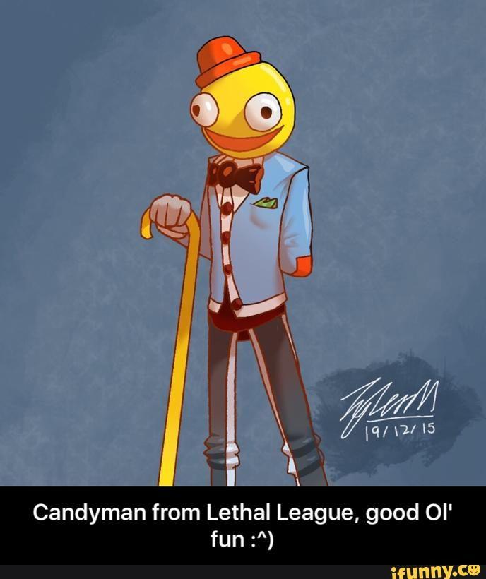 candyman lethal league - Recherche Google