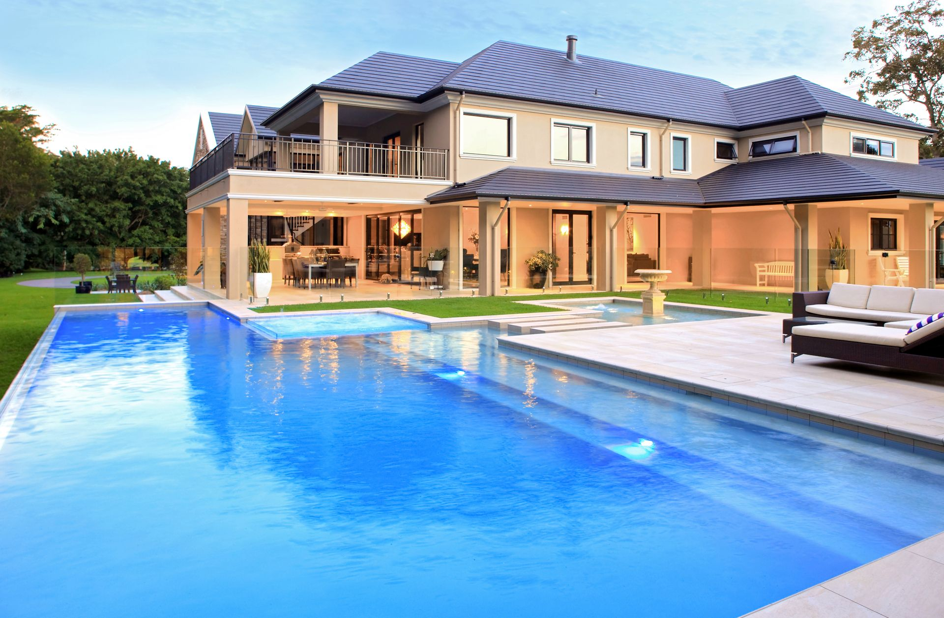 Dorset Street, Pools, Cozy, Architecture, Swimming Pools, Water Feature