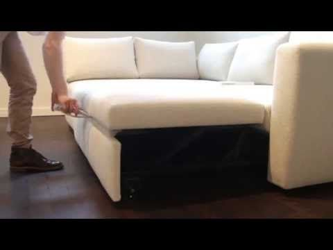 Multi purpose Oxford Sleeper Sectional Room & Board The Blog