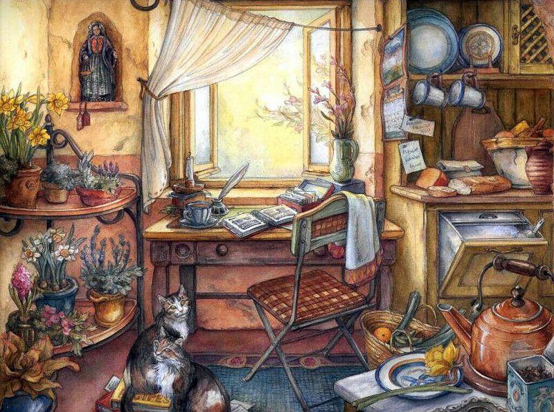 сорта картинки на тему мой дом уютно в нем балерину