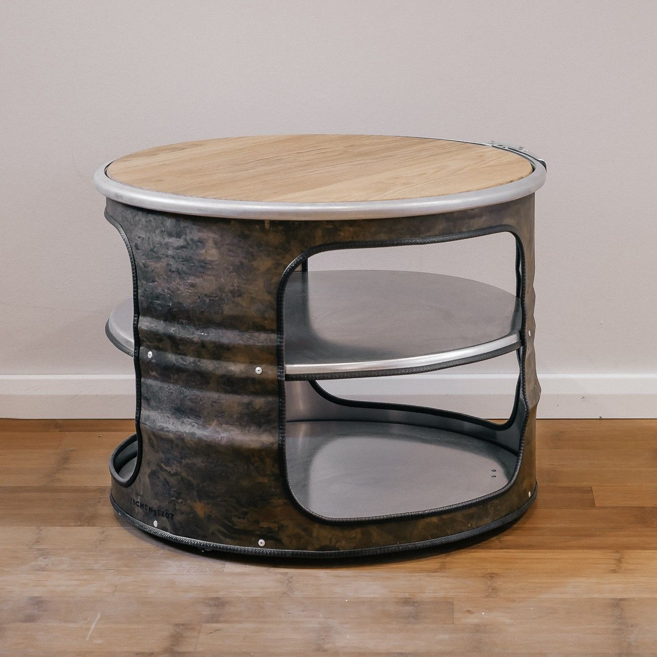 Couchtisch Rund öltonne Industrial-style Pin By Yesecart On Drums In 2019 | Barrel Furniture, Oil