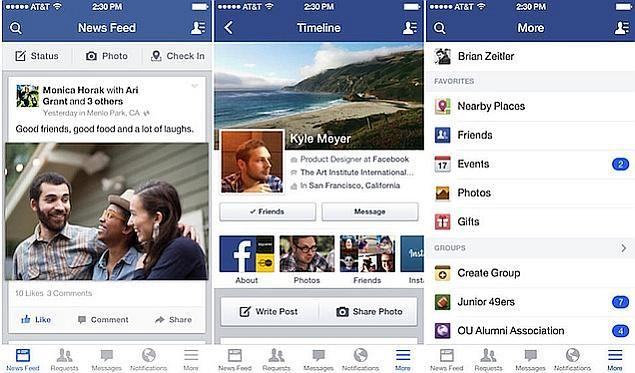 free download facebook app latest version
