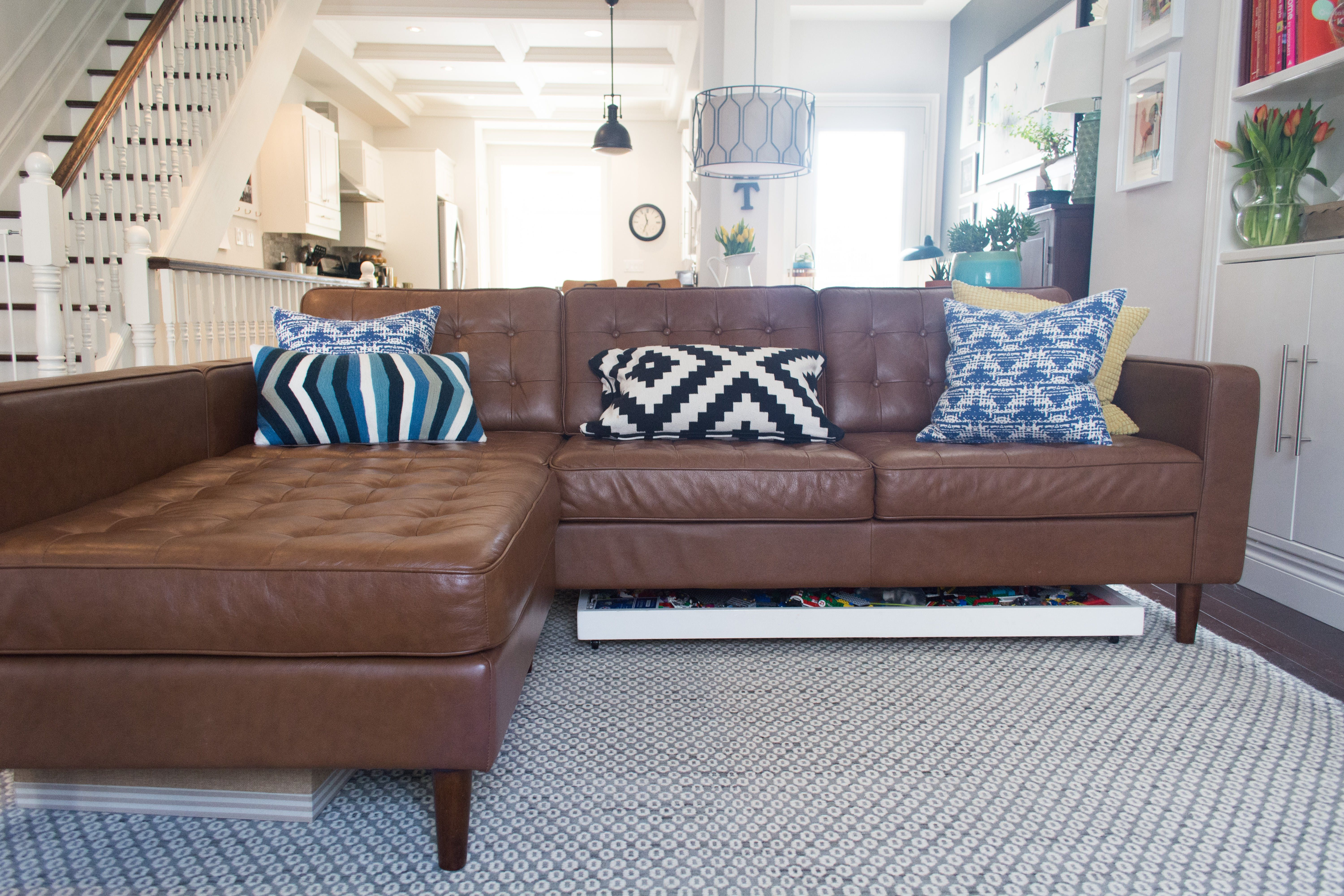 A Young Family Makes Their Mark On A Recently Reno D Toronto Home Home Rugs In Living Room Easy Home Decor