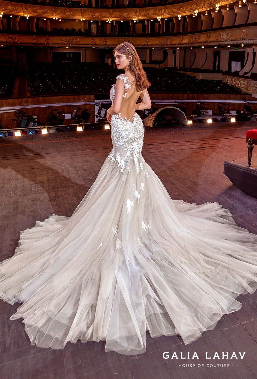 0667489132ed5 Galia Lahav Couture Spring 2020 Wedding Dresses