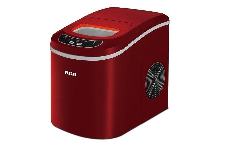 Portable Ice Maker Machine Countertop Icemaker Cube Kitchen Tools Modern Design #Onebigoutlet