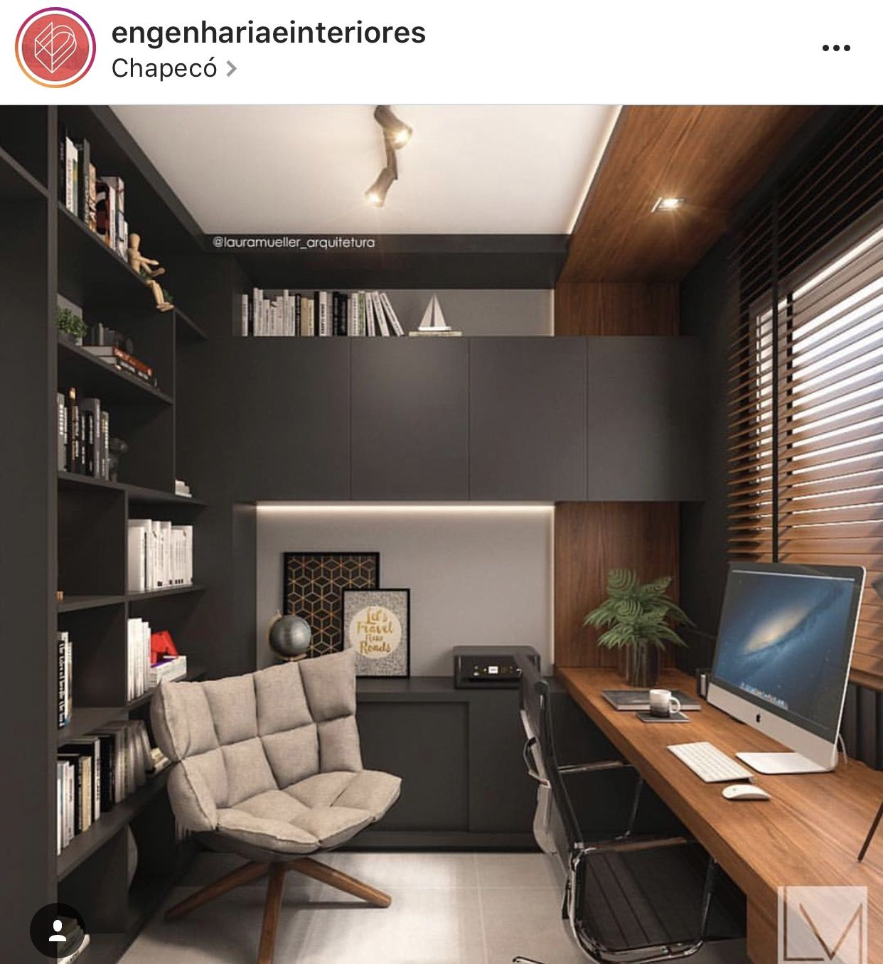 Bedroom Office: Study Design