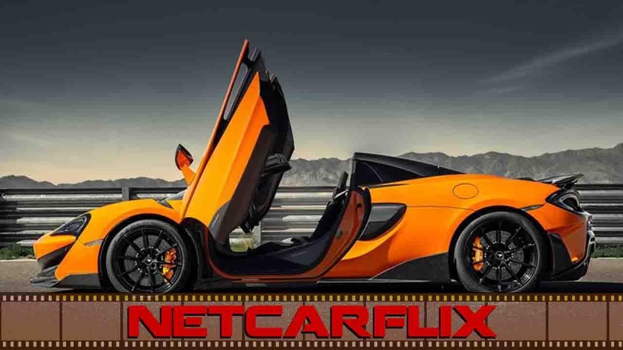 2020 McLaren 600LT Spider in 2020