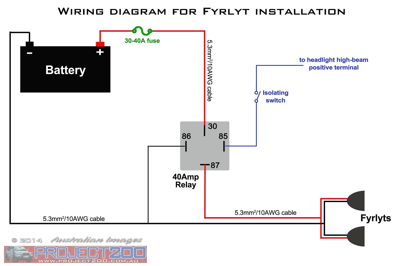 medium resolution of 40 amp relay wiring diagram dual wiring diagram blog 4 wire flasher diagram wiring diagram sheet