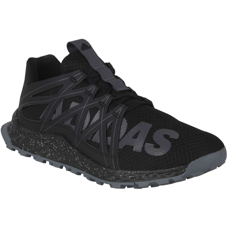 f3f0a9665c697 Zapatilla de Hombre adidas vigor bounce m Negro   Negro