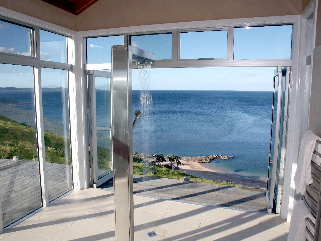 Photo Gallery Website The best shower in the world We think so Vacation rental in New Zealand