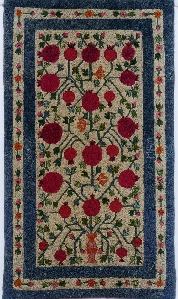 Chinese Pomegranate Rug Turkestan 1700 S Metropolitan Museum Of Art Private Collection Not So B Life Items Pinterest