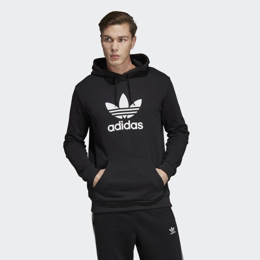 d8e732ee02 Trefoil Hoodie | Winter/Spring 2019 | Adidas trefoil hoodie, Adidas ...