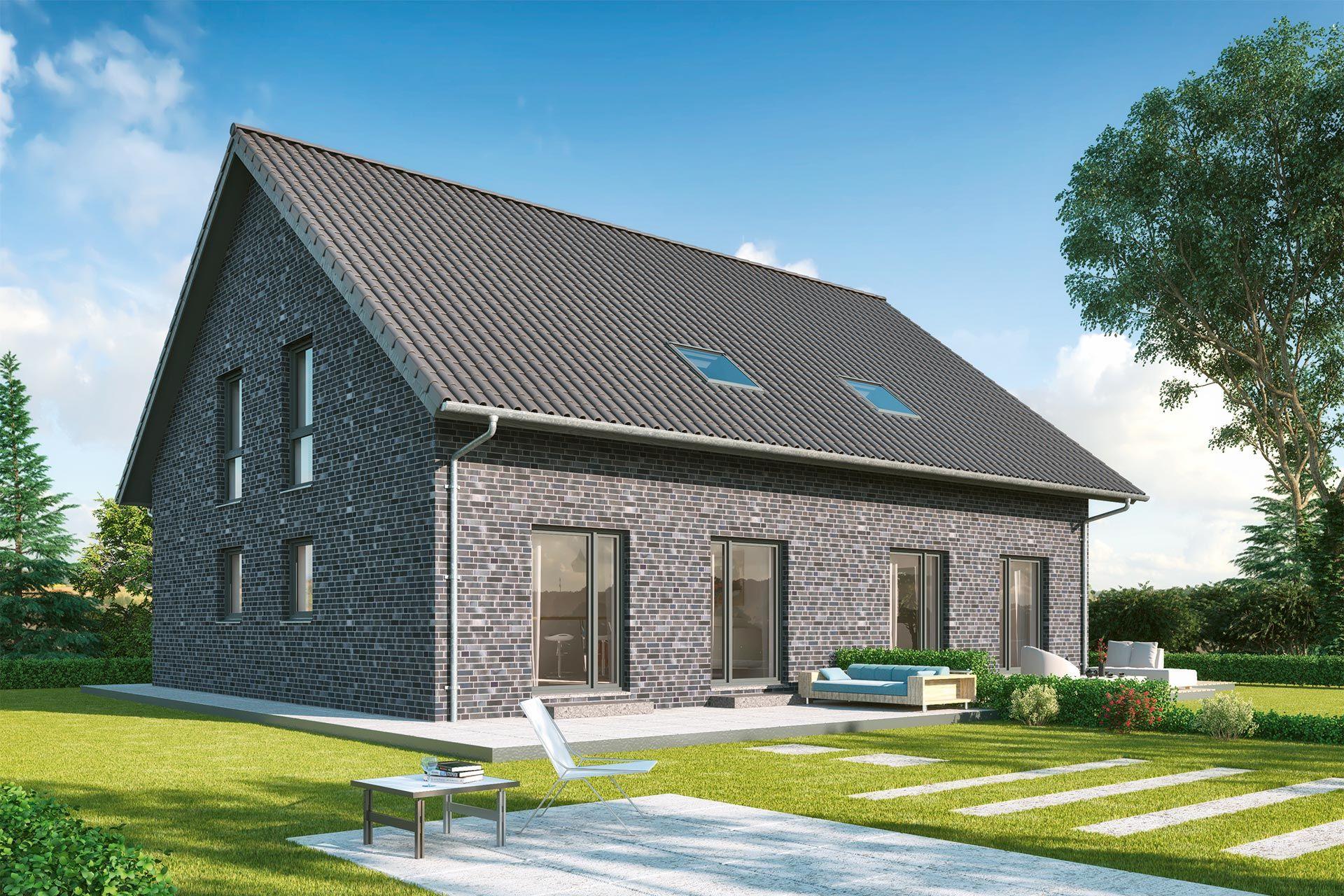Kunz Doppelhaus von Fertighaus Weiss GmbH HausXXL