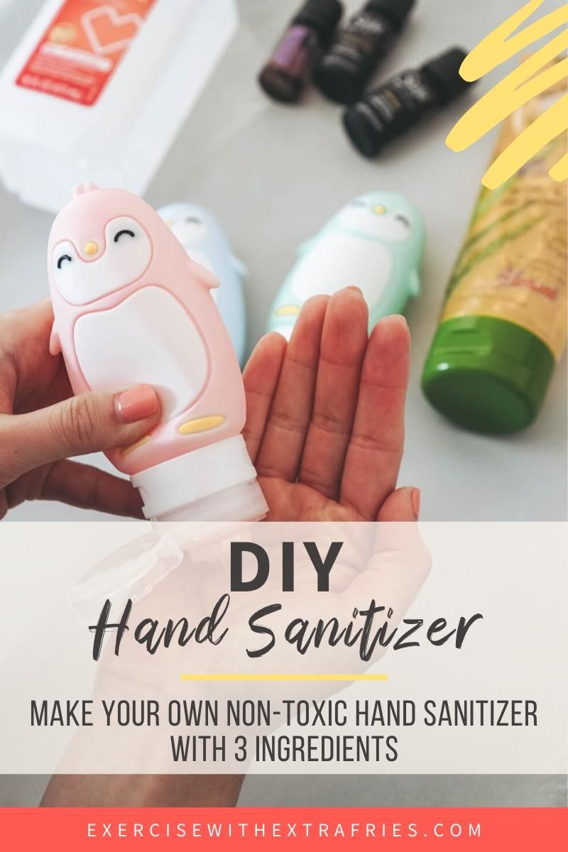 Diy Hand Sanitizer Spray Recipe Hand Sanitizer Diy Alcohol Free