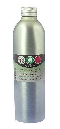 Bio Rosengeranie Öl – 100% naturreines ätherisches Öl – Organisch zertifiziert – 200ml | Your #1 Source for Health & Personal Care Products