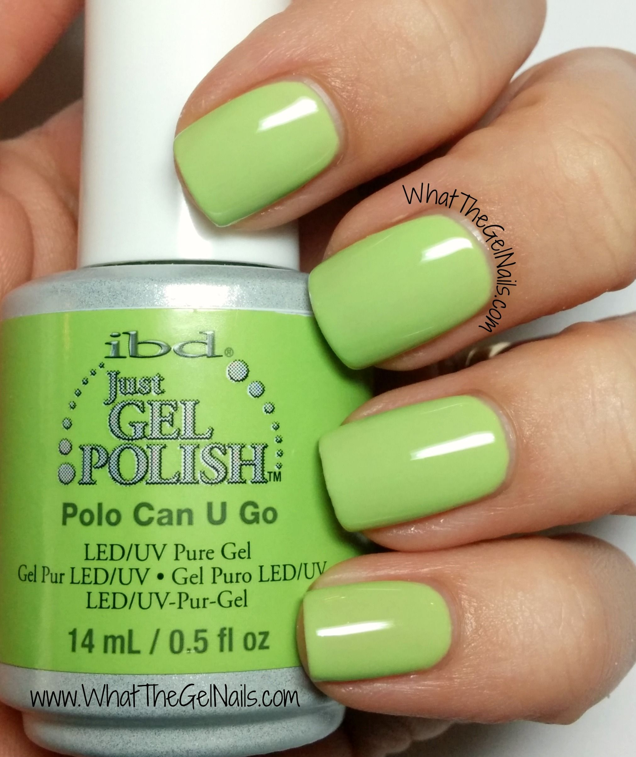 IBD Polo Can U Go plus more springy gel polish colors. | nail art ...