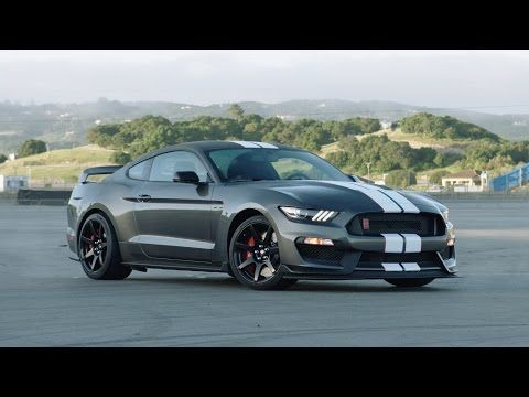 One Lap In The Ford Mustang Gt350r Youtube Mustang Ford Mustang New Mustang