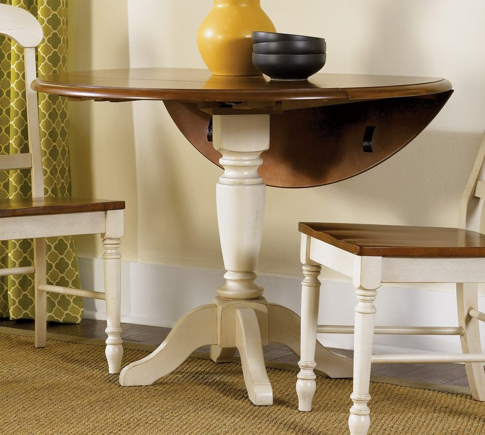 Buy Liberty Furniture Low Country Sand 42 Inch Round Drop Leaf