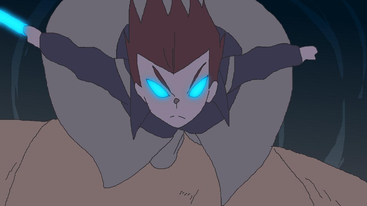 A Short Animation I Made A While Back Anime Originalcharacter Sakuga Original Ori Video Animation Art Character Design Animated Drawings Animation Art Sketches