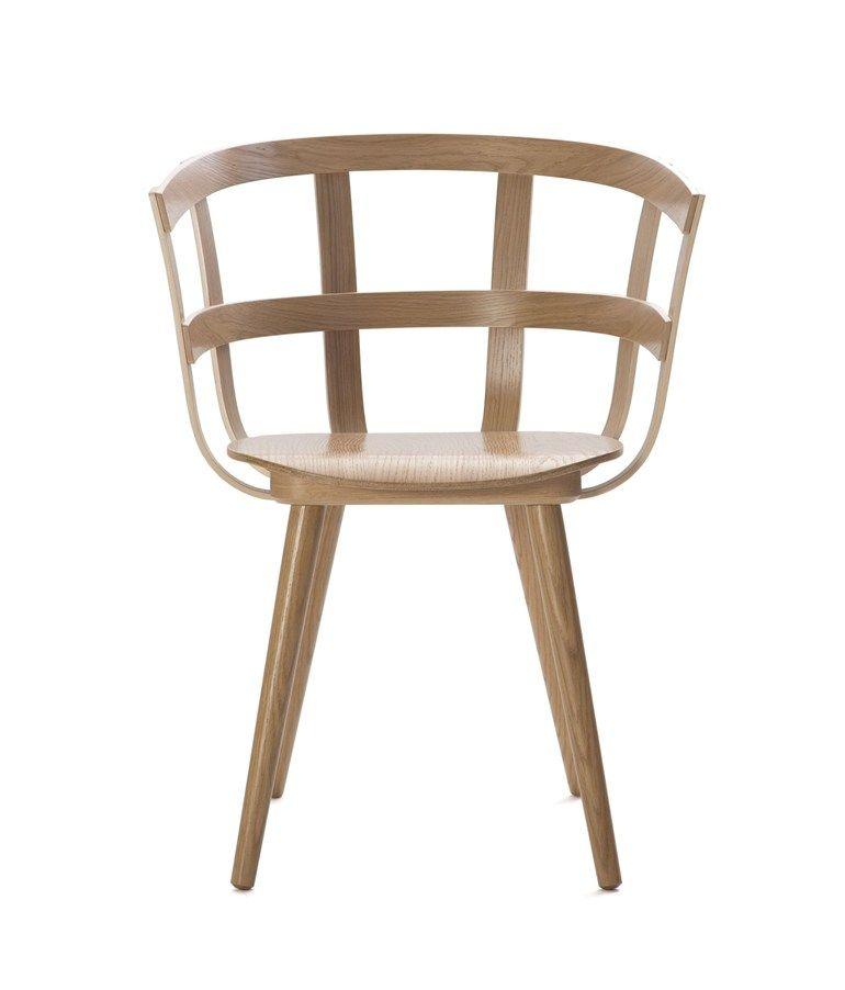 Stuhl Aus Holz Mit Armlehnen Julie By Inno Interior Oy Design Julie