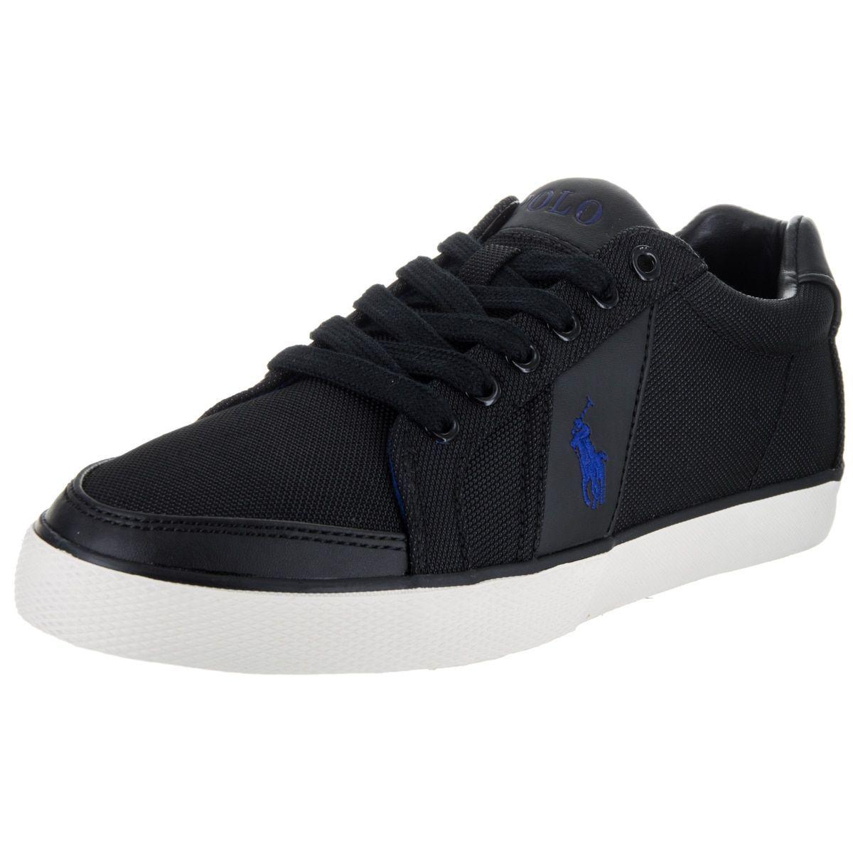 Polo Ralph Lauren Men's Hugh Sk Vlc Casual Shoes
