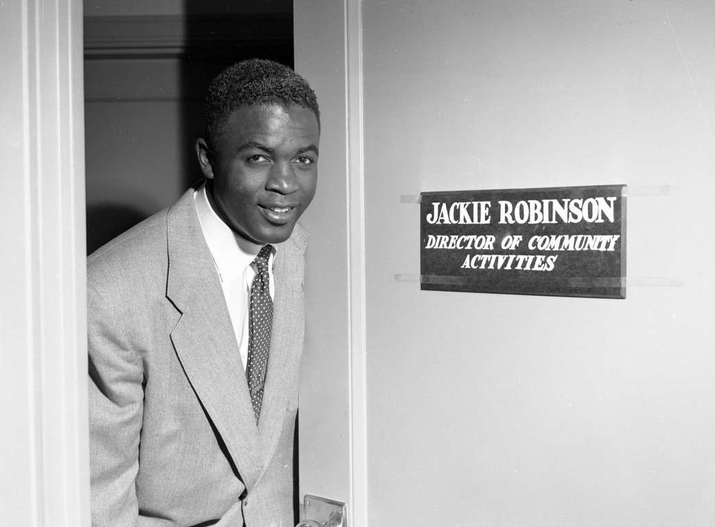Today In History February 4 Today In History Jackie Robinson History
