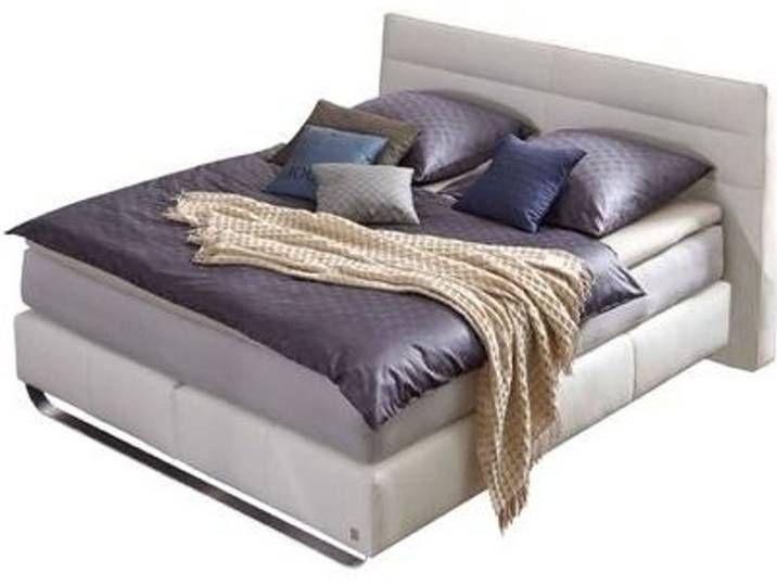 Joop Boxspringbett Curves S 180 X 200 Cm Weiss Leder Furniture Home Decor Bed