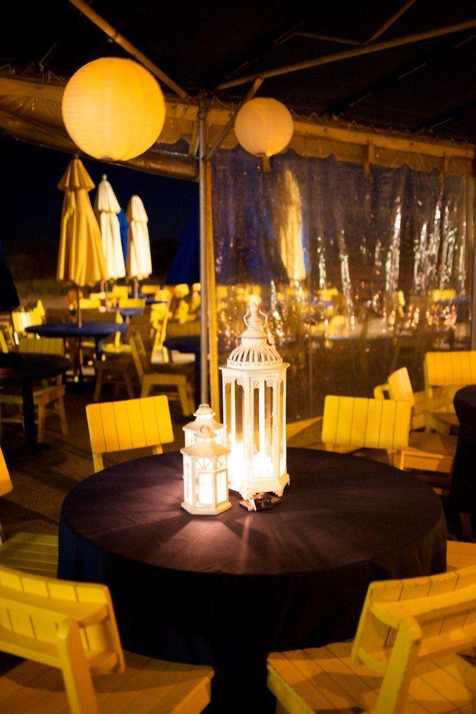 White Lantern After Party Decor By Jesgordon Properfun Www