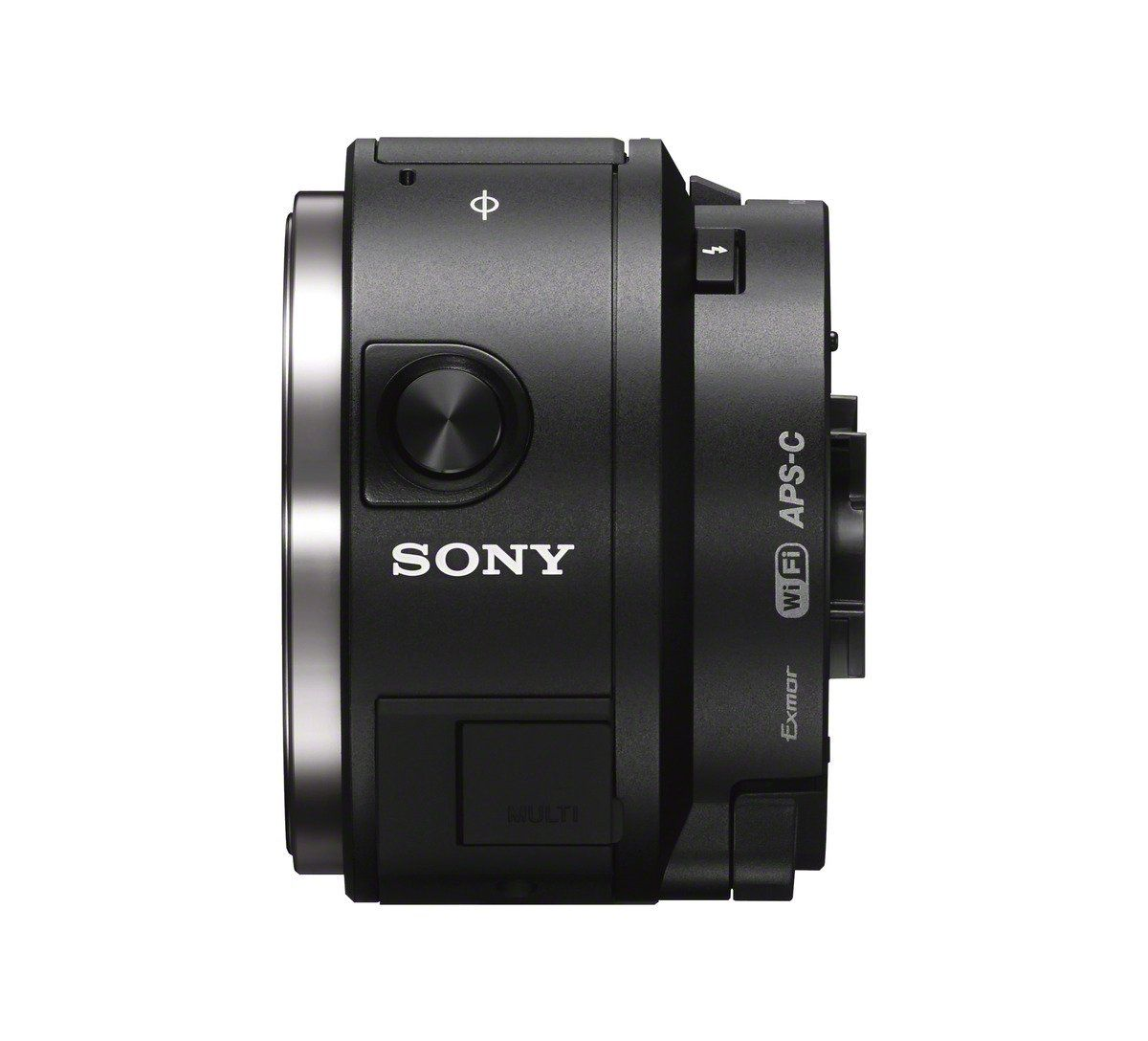 Sony QX1 400 Zoom lens for iphone, Smartphone lens